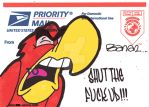 USPS Sticker 5 by Bainal