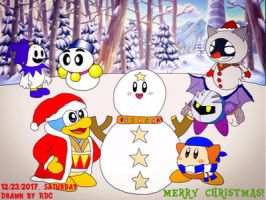 Merry Christmas and Happy Holidays!  by Fester1124