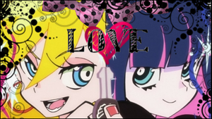 panty and stocking icon by qtygirl23