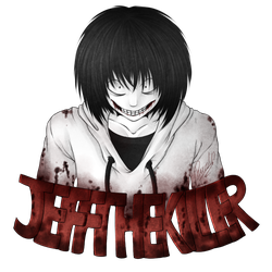.:Jeff The Killer - Logo:. by PuRe-LOVE-G-S