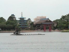 Epcot World Showcase-Japan by SesshosGirl