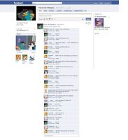 Perry the Platypus facebook by stroppypoppy