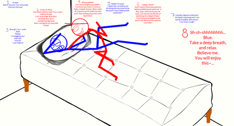 Dick Figures_Red and Blue_Late that night_pt.1 by Kimiko140