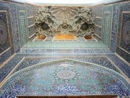 Jame Mosque of Yazd 1 by zohreh1991