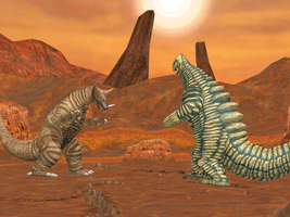 Desert Planet stage DL (UPDATED) by Drifter-Dx