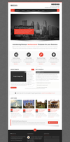Biscaya - Website Template by WowThemes.net