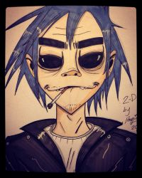 2D artwork from my Instagram  by angie2d