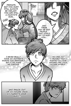 My Samurai Story: Ch 0.1 Part 1: p06 by BurningArtist