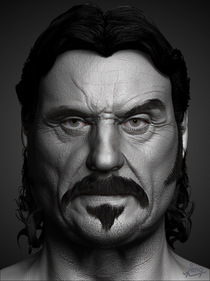 Al Swearengen by jengartist