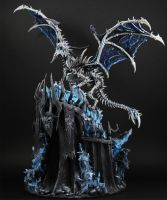 Sindragosa (World of Warcraft) by ColibriWorkshop