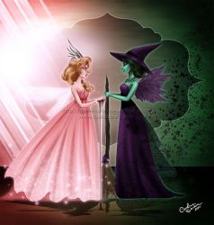Good and Wicked by Queen-Uriel