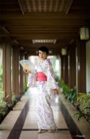 Sandy in Yukata4 by paten
