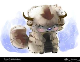 The Appa by HRillustrations