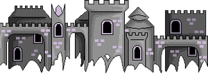 Animated Castle Divider by Twisted--Princess
