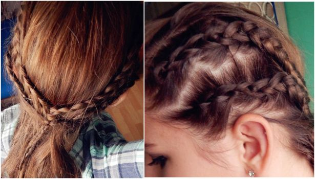Lagertha Lothbrok (Vikings) inspired hairstyle by LoraLook