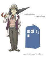 7th Doctor by SupaCrikeyDave