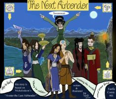 'The Next Airbender' Cover by HoneyDove