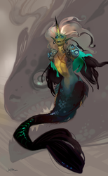 Mermaid by JenZee