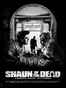 The Cornetto Trilogy: Shaun of the Dead by DanKNorris