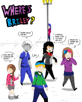 Where's Briley by Vectony