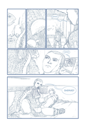 Mass Effect Lost Scrolls Chapter 4 - Page 1 by blood