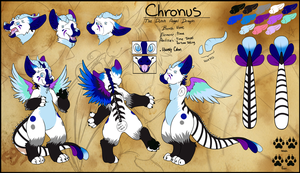 Official Chronus Reference by Lycandeer
