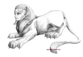 Sphinx by Griffon-Nage