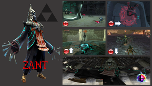 Zant Super Smash Bros Moveset by Hyrule64