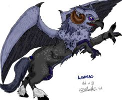 Wodragquinegryph by TallonRoe