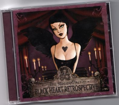 new Suicide girls CD by cri-angel-of-death