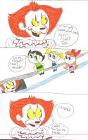 You'll Float T... Oh Wait... by SithVampireMaster27