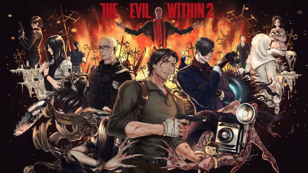 the evil within2 by shark-cat