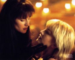 Xena and Gabrielle by queenofcats98