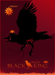 Black Crow King by toffek