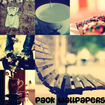 Pack Wallpapers by Ferlalocaporsusoppas