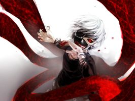 Tokyo Ghoul by yaosame