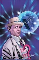 Dr. Who Classics IV 1 by CharlieKirchoff