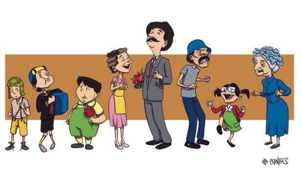 Chaves by thads