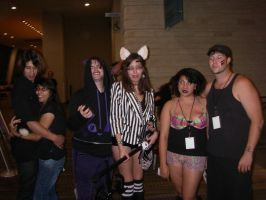 Realms Con- Friday Night With Friends by Kabuki-Sohma
