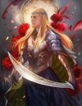 Thranduil fan art by jiuge