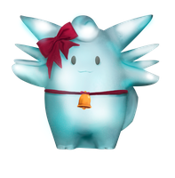 Snowmon Clefable for Pokemon Collaboration by Jolin-chan