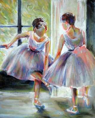 Danseuses by Walyco