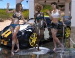 Car Wash by SimonWM