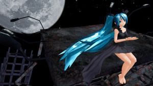 [MMD] DT Miku Deep Sea Girl Ver.3 Wip by LeeTaemin97