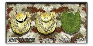 People's National Army COA by SarraZin