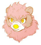 [COMMISSION] Ball of fluff by Kokca