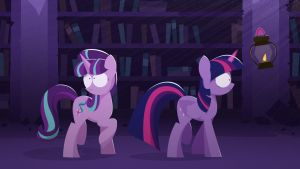 Library Explore by LimeJerry