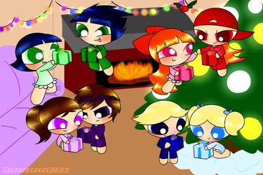 PPG X RRB X-mas by Glittergirl202