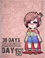 .: 30Days Adoptable Challenge - Day 17 {Closed} :. by Biiiscoito