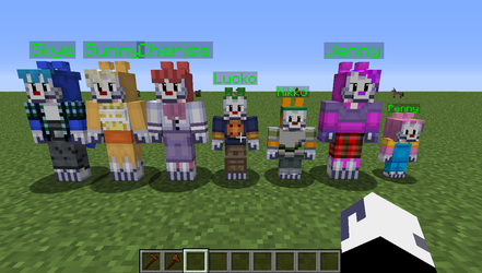 AcmeManiacs in Minecraft by AGiLE-EaGLE1994